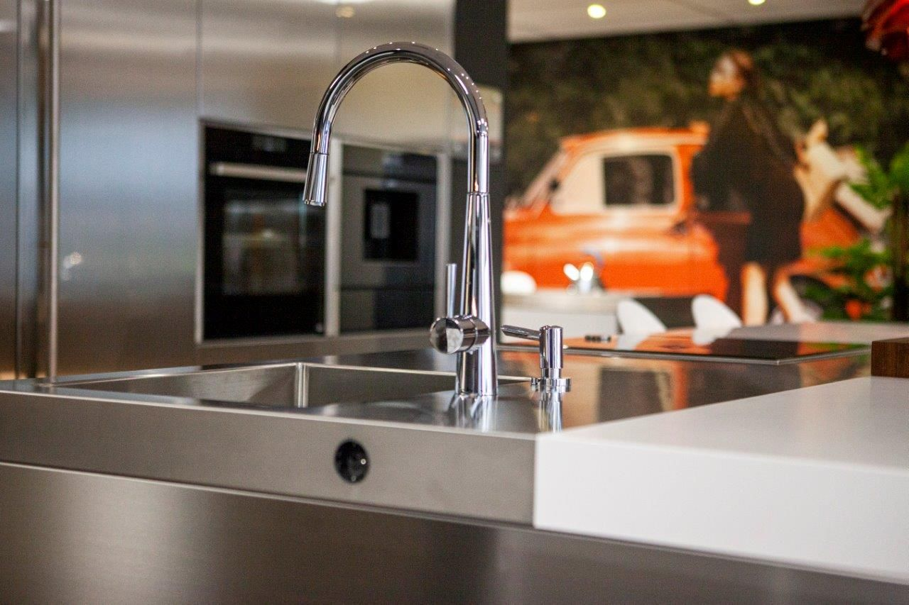 Exclusief  design keuken inox (100)