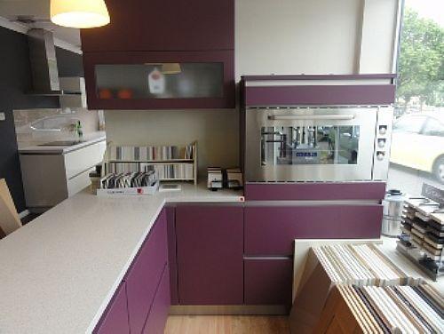 Next125 handle-less kitchen